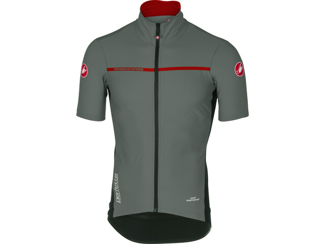 Castelli Perfetto Light 2 Jersey Men forest gray
